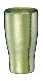 TITANESS Tumbler Lime Green Beer