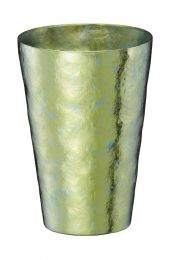 TITANESS Tumbler Lime Green Tapered(M)